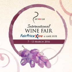 NTUC FairPrice: International Wine Fair @ AMK Hub