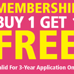 Popular: Buy 1 Get 1 Free 3-Year Membership