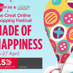 Lazada: Coupon Code for 15% OFF Storewide