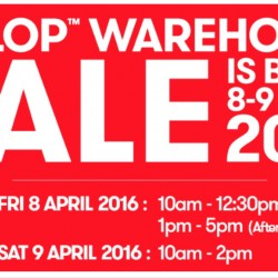 FitFlop: Warehouse Sale 2016