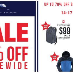The Planet Traveller: Mid Year Sale - 20% OFF Storewide + Up to 70% OFF Selected Items