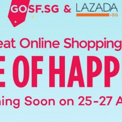Lazada: The Great Online Shopping Festival 2016 Exclusive Offers