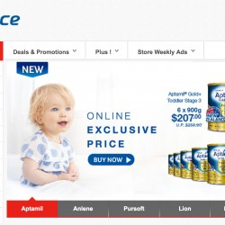 FairPrice Online: The Great Online Shopping Festival 2016 Exclusive Offers