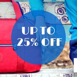Kipling: Special Promotions Up to 25% OFF
