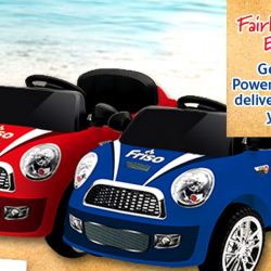 FairPrice Online: Exclusive Friso 5+1 Promotion + Free Friso Powered Ride On Car
