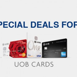 Lazada: Coupon Code for 10% OFF min. $50 spend with UOB Cards