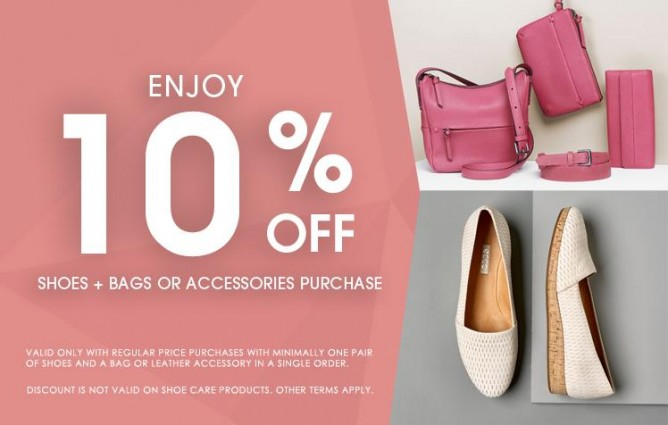 fb9d9c0cbb Limited Time Only ECCO  10% OFF Promotion with purchase of shoes