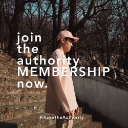 The Authority: Membership Exclusive Promotion --- 10% OFF