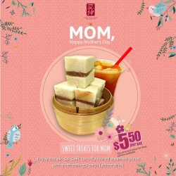 Ya Kun Kaya Toast: Mother's Day Special