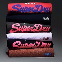 Superdry: 2 Superdry Graphic Tees for $100