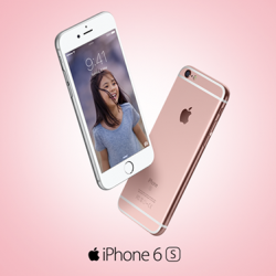 M1: Mother's Day iPhone 6S Promotion --- from $375 on $62/mth plan