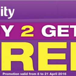 Unity: Buy 2 Get 1 FREE Across Health Supplements, Wellness, Personal Care Products