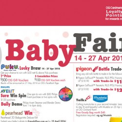 OG: Baby Fair Up to 30% OFF