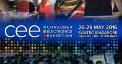 Suntec: Consumer Electronics Exhibition 2016