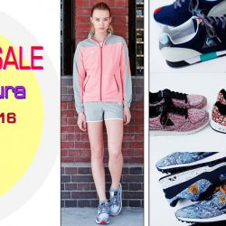 Le Coq Sportif: Roadshow Sale at Plaza Singapura