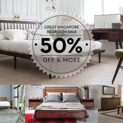 Picket & Rail: Great Singapore Sale Storewide Up to 50% OFF