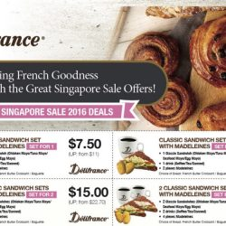 Delifrance: Great Singapore Sale 2016 Coupon Deals