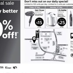 Philips: Carnival Sale with up to 60% OFF