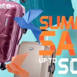 Samsonite: Summer Sale Up to 50% OFF