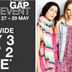 Gap: Special Deal - Buy 3 and Get 2 FREE Storewide