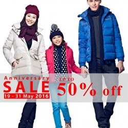 ColdWear: Anniversary Sale Up to 50% off