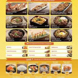 Sushi Tei: Favourite Combo Promo at China Square outlet from 3pm to 9.30pm