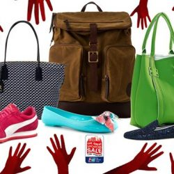 TON: GSS Sale up to 80% off shoes, bags, accessories from brands like Roberta Pieri, Builford, Puma, Stephane Verdino & more
