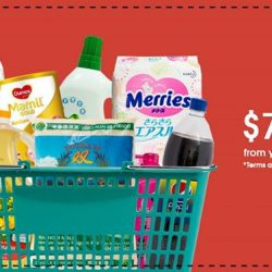 NTUC FairPrice: Coupon Code for $7 OFF your cart purchases on FairPrice Online