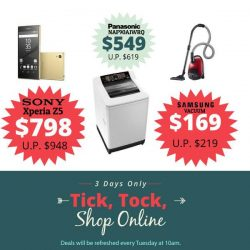 Best Denki: Tick, Tock, Shop Online Deals
