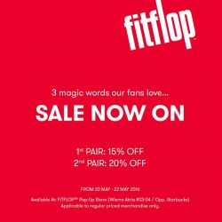 FitFlop™: Pop-Up Store Up to 20% OFF