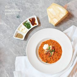 The Marmalade Pantry: Complimentary appetizer with every 2 orders of pastas or risottos