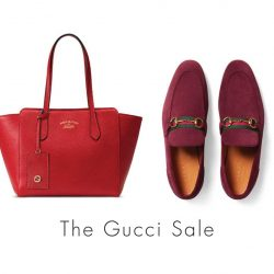 Gucci: Singapore 2016 Mid Year Sale is here!