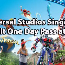 Qoo10: Universal Studios Singapore Adult Ticket at $65 + Save more with Qoo10 Coupons