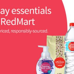 Redmart: Coupon Code for Extra 5% OFF on min. $80 orders