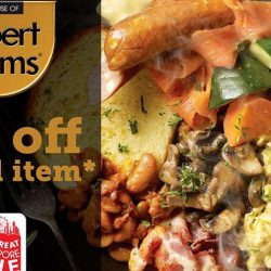 The House of Robert Timms: Enjoy 50% off your second item