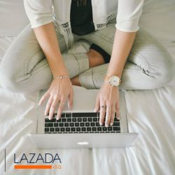 Lazada: Coupon Code for $5 OFF Min. $35 Spend