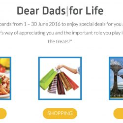 Dads for Life: Dining, Shopping and Fun Deals for Dad in June!