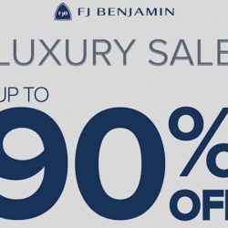 FJ Benjamin: Luxury Sale Up to 90% OFF