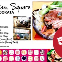 Siam Square Mookata: Anniversary Celebration 50% OFF on 15 June 2016