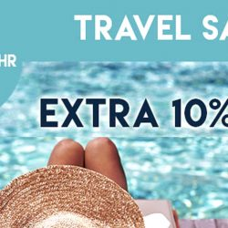 Groupon: 72 Hr Travel Sale - Coupon Code for Extra 10% OFF Your Next Holiday!