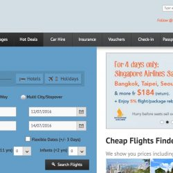 Zuji: Coupon Code for $10 OFF Your Return Flight Booking