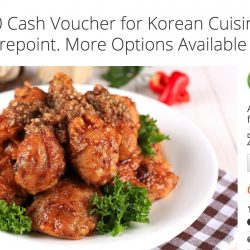 Chicken Up: $24 for a $40 Cash Voucher at Centrepoint