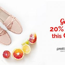 Lazada: 20% OFF full range of Prettyfit shoes