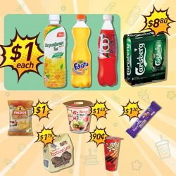 7-Eleven: NEW CRAZY DEALS!