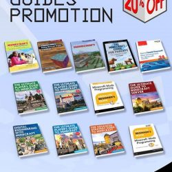 MPH: Minecraft Guides Promotion 20% off