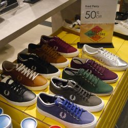 Tangs: GSS Pick of The Day – 50% off Fred Perry