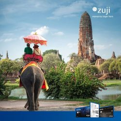 Zuji: Get up to 12% off travel bookings + Additional $50 Rebate