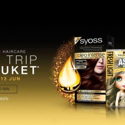 Lazada: 25% OFF Syoss, Paon or Schwarzkopf Products