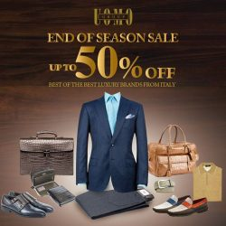 Uomo Collezioni: Enjoy up to 50% off luxury menswear