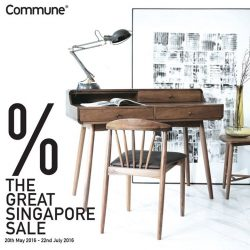 Commune: Great Singapore Sales up to 50% off